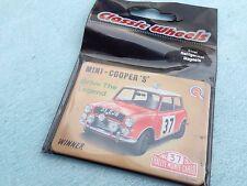 MINI Cooper S Qualità Acciaio Frigo Calamita