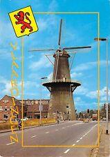 BR84819 vlaardingen stadskorenmolen aeolus hoek kortedijk netherlands windmill