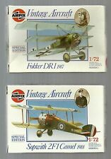 5 ITEM WW1 FIRST WORLD WAR AIRCRAFT SET/2 BOOKS/2 MODELS/WWI PC FLIGHT SIMULATOR