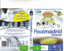 Realmadrid Forever-2006-The Official DVD-Soccer Realnadrid-2 disc-DVD