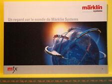 Catalogue MARKLIN MFX -F- Central & Mobile Station Système Numérique Digital