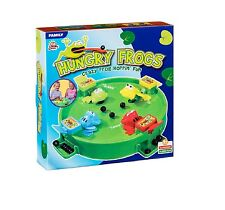 Hungry Frog Children's Game Childs Kids Family Frogs Marble Grab Hippos Kids Fun