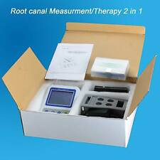 2 in 1 Dental ROOT canal APEX LOCATOR ENDO MOTOR treatment handpiece Endodontic