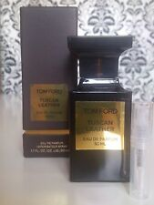 Tom Ford Tuscan Leather EDP FRESH & NEW SAMPLE!!!