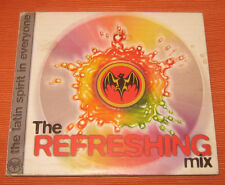 "Ron Bacardi Breezer CD "" THE REFRESHING MIX "" The Latin Spirit In Everyone"