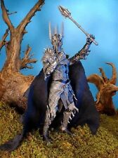 LOTR~SAURON~ELECTRONIC ACTION FIGURE~LIGHT & SOUND~TOY BIZ~MIB