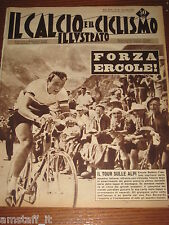 IL CALCIO E CICLISMO ILLUSTRATO 1959/28=BALDINI TOUR DE FRANCE=ANGELILLO=