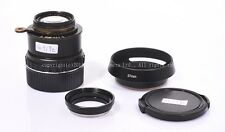 Rare Ross London Xpres 2inch 50mm f/1.9 Modified to Leica M240 M9-P M8 M6 MP