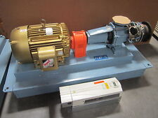 BALDOR 50HP SUPER E MOTOR WITH AC2000 PUMP AND ABB VARIABLE CONTROLLER SETUP