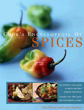 "NEW ""The Cook's Encyclopedia of Spices"" Hardcover by Sallie Morris & L Mackley"