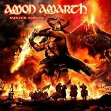 "AMON AMARTH ""SURTUR RISING"" CD VIKING METAL NEU"