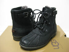 Ugg Cecile Black Women Boots US8/UK6.5/EU39