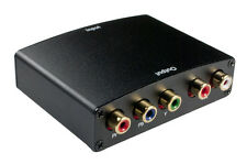 HDMI a RGB Component (YPbPr) Video + R / L Audio Adattatore Convertitore TV HD