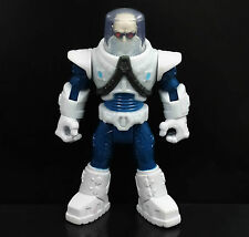 Fisher Price DC Super Friends Hero World Justice League Mr. Freeze figure #lk3