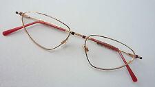 ItalienDesign Brillenfassung kleine Butterfly-Glasform GR:S 50-17 Lesebrille