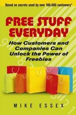 FREE STUFF EVERYDAY - NEW PAPERBACK BOOK