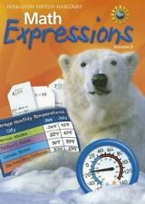 Math Expressions: Student Activity Book Hardcover Level 4 Volume 2 2009