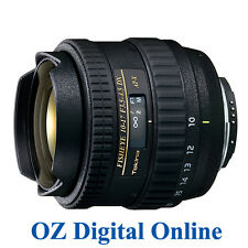 New Tokina AT-X 107 AF DX 10-17mm f/3.5-4.5 Lens for Canon 1 Yr Au Wty