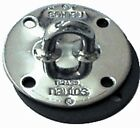 NAUTOS 91058 - STAINLESS STEEL PAD EYE & ALLOY UNDER DECK PLATE - 1/4""