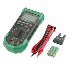 MS8268 Digital LCD Screen Sound AC/DC Auto Manual Range Digital Multimeter F5