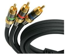 100 ft Premium Component Video Cable RCA - M/M