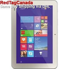 "Toshiba 32GB Encore 2 WT10-A32 10.0"" Touch Wi-Fi  Tablet (Satin Gold) - Canada"