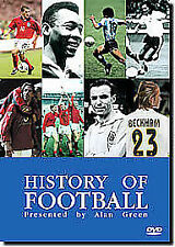 A HISTORY OF FOOTBALL PRESENTED BY ALAN GREEN VOLUMES ONE (1) & TWO (2)