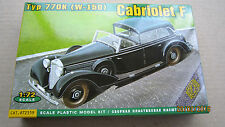 Mercedes Benz Type 770K (W-150) Cabriolet F    1/72  ACE   # 72559