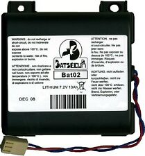 Batsecur BAT02 7,2V  13Ah Batteria al Litio