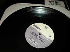 Mike Phillips Roll Out My Business VINYL Hot In Here Karen Briggs Unwrapped # 2