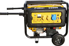 Villiers V3500ES Electric Start Petrol Generator 3.5 Kw with wheel kit