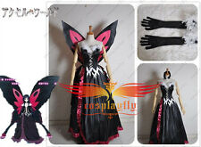 Accel World Kuroyukihimei Cosplay Costume Hot