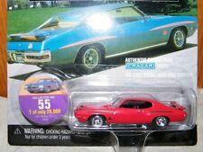 2000 Johnny Lightning 1:64 USA Muscle Cars Lmt. Ed. 1971 Pontaic GTO Judge NIP