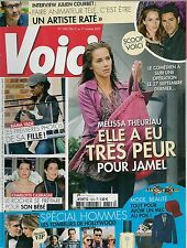 VOICI N° 1353--MELISSA THEURIAU/JULIEN COURBET/RAMA YADE/CHARLOTTE CASIRAGHI
