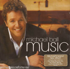 MICHAEL BALL - Music (UK 12 Track CD Album)