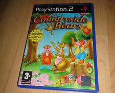PS2 GAME: COUNTRYSIDE BEARS 'PAL UK'