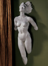 Girl Female Nude Body Tosro Wall Statue Sculpture
