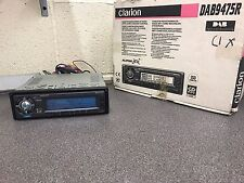 Clarion Dab9475r car radio stereo Dab Receiver 1 Of Only 3 Ever Sold In Uk
