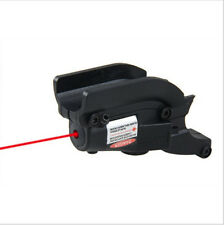 Red Laser Sight Scope with Lateral Grooves for Beretta M92 Hunting Sports Goods