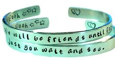Personalized Winnie the Pooh Quote Bracelets - Friendship Bracelets - We Will Be