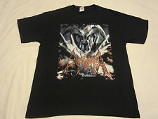 ENTHRONED xes haereticum SHIRT XL,Urgehal,Alcest,The Chasm,Taake,Inquisition,DRI