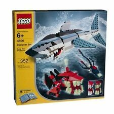 Lego Creator #4506 Deep Sea Predators New Sealed HTF