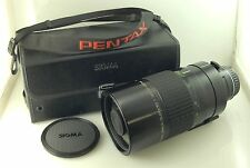 Sigma 1000mm f13.5 Mirror, Wildlife, Astro, Pentax K mount. RARE