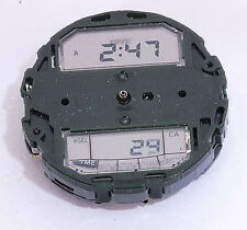 Citizen Calibre C500 Divers LCD Watch Movement - Running (L40)