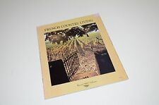 Harvest 2001 French Country Living Home Fashion Catalog Ad Ads McConnell