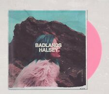 "HALSEY 12"" PINK Color Vinyl LP BADLANDS record album"