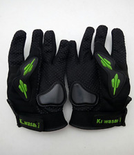 Motorcycle gloves M L XL XXL For Kawasaki Ninja ZX-9R ZZ-R1100 ZX-14 Z1000SX ZZR