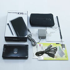 Brand New Onyx Black Nintendo DS Lite HandHeld Console System + gifts