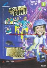 "TV Superstars ""Playstation Move"" 2011 Magazine Advert #4354"