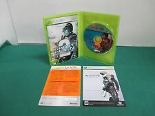 Xbox360 -- GHOST RECON ADVANCE WARFIGHTER 2  -- JAPAN. Clean & Work fully. 49187